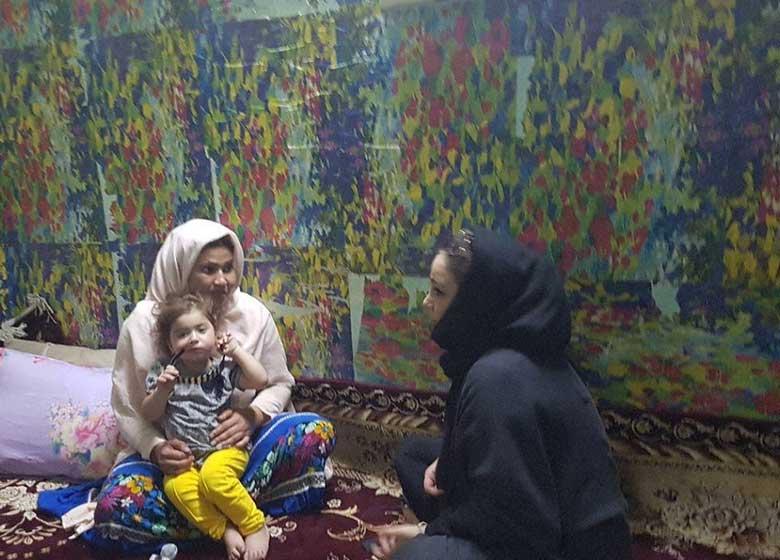 """کمپینی برای تهیه شیرخشک نوزادان/ """"فرشته فروشی نیست"""" با کمک ورزشکاران و هنرمندان اجرایی شد"""