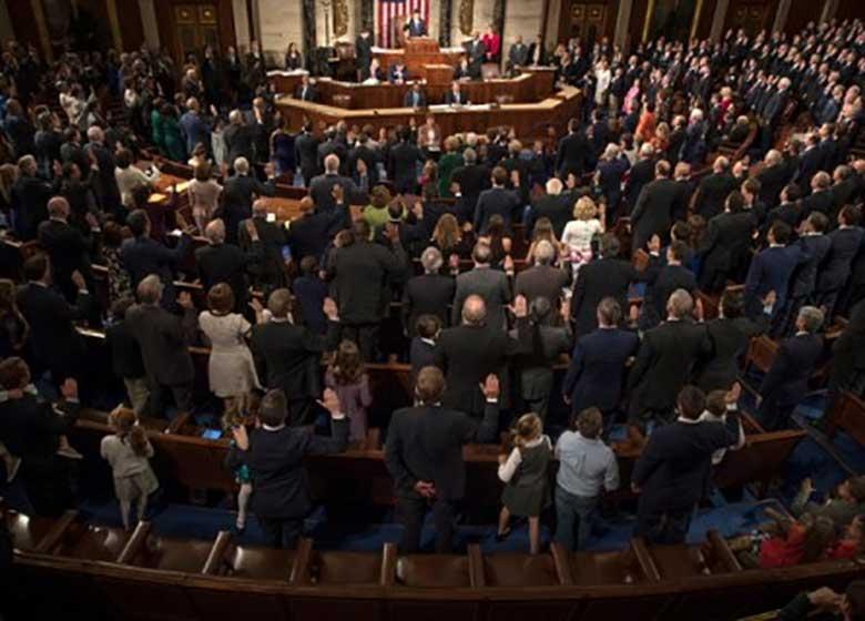 لایحه تحریمهای جدید علیه روسیه در کنگره آمریکا اعلام وصول شد