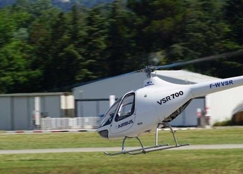 بالگرد خودکار ایرباس با موفقیت پرواز کرد