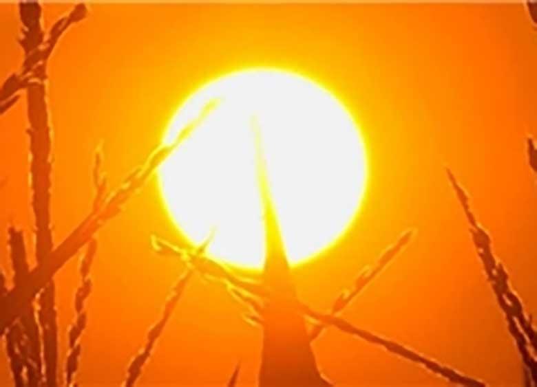 رکورد ۶۷ ساله گرما در تبریز شکسته شد