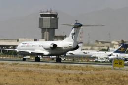 برگزاری مانور نیروهای مسلح در فرودگاه مهرآباد