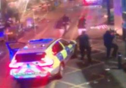 مرگ یک چاقوکش به دست پلیس/ فیلم