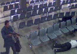 لحظه ورود تروریستهای داعش به مجلس شورای اسلامی/ فیلم