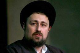 بغض سید حسن خمینی در تلویزیون/ فیلم