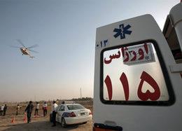 ارائه خدمات درمانی به حدود ۴۰۰۰ نفر در مراسم ارتحال امام