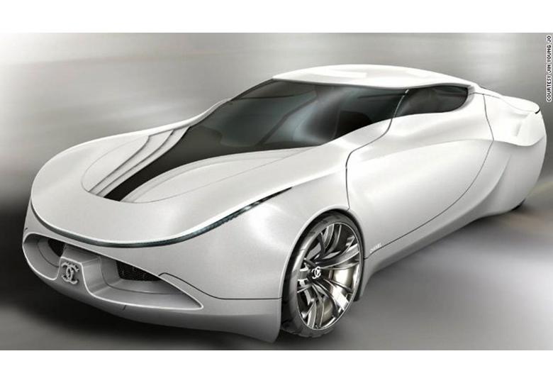 رونمایی از ۷ خودروی مفهومی رادیکال! +تصاویر