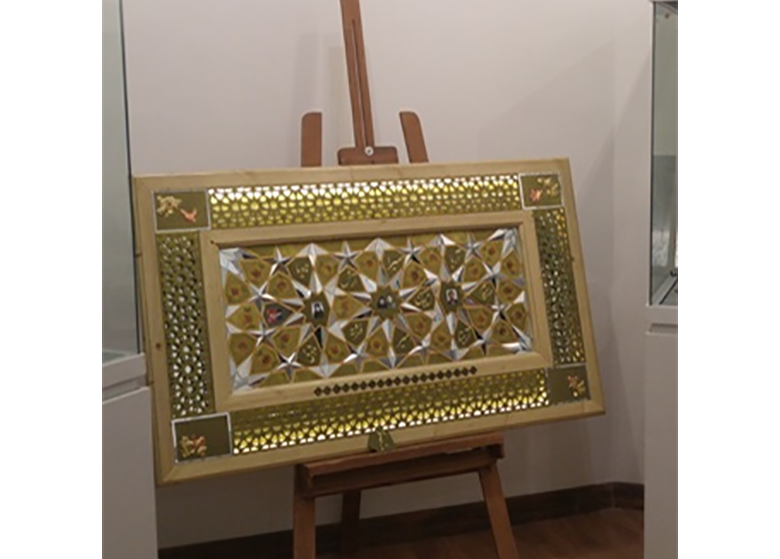 نمایشگاه ملی خاص پردازی در صنایع دستی تمدید شد