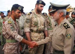 واکنش سرلشکر صالحی به شایعات منتشره درباره حضور تروریستها در مرزهای غربی + جزئیات