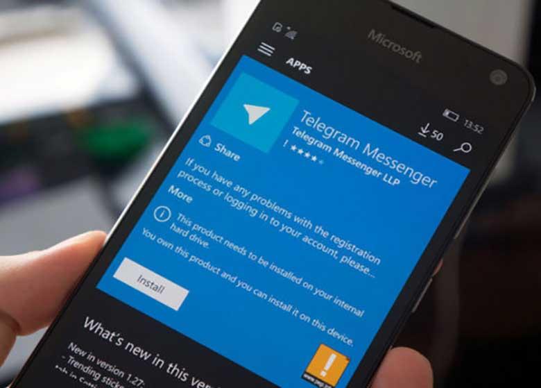 حذف قابلیت نوتیفیکیشن های تعاملی در نسخه جدید تلگرام