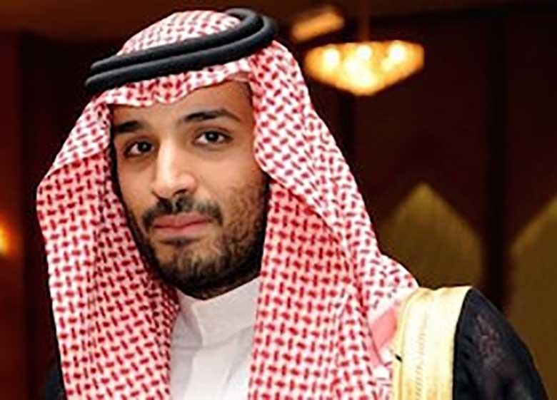 بیعت با محمد بن سلمان در مکه