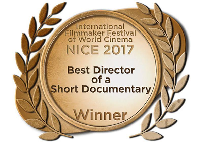 یاسر طالبی بهترین کارگردان فیلم مستند جشنواره «نیس» شد