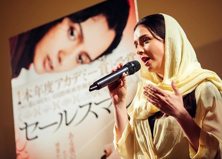 ترانه علیدوستی به ژاپن رفت+عکس