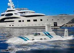 لوکسترین زیردریایی شخصی جهان