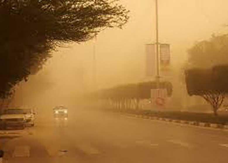 احتمال بروز پدیده گرد وغبار در پایتخت
