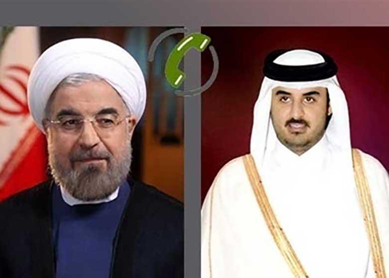 چرا امیر قطر به تلفن های روحانی پاسخ می گوید؟ / سیاست های رئیس جمهور ایران زیرکانه است؛ او در حال افزایش اختلافات میان اعراب خلیج فارس است