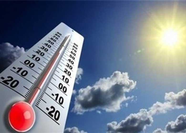 دمای هوای اهواز به ۵۴ درجه رسید