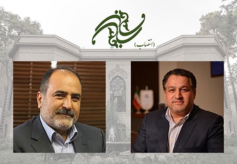 ابقای علیرضا تابش در بنیاد سینمایی فارابی