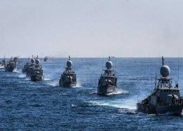 رزمایش مشترک دریایی ایران و چین با حضور ۱۴۰۰ نیروی نظامی برگزار شد + جزئیات