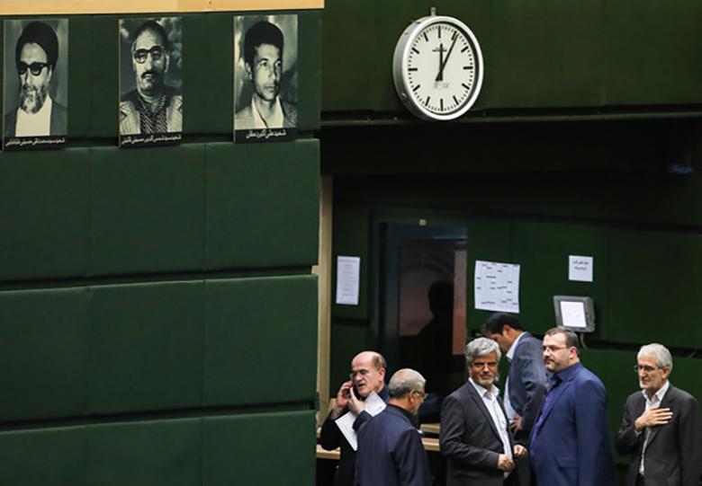بازتاب رسانهای جلسه بهارستان بعد از حادثه ترور