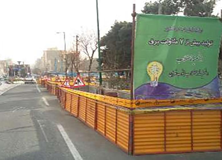 پیشرفت 98 درصدی احداث شبکه فاضلاب مناطق چهاروهشت تهران