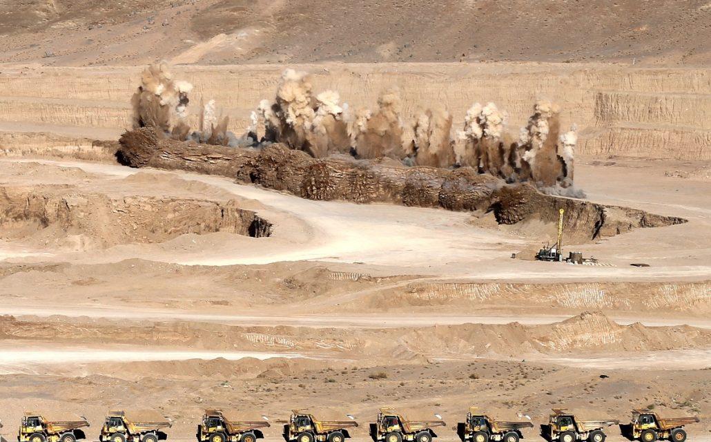 برنامه ریزی دقیق برای توسعه معدن سرب و روی مهدی آباد