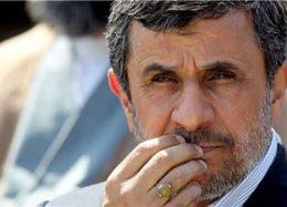 چرا احمدی نژاد نتوانست از بقایی عیادت کند؟+ فیلم