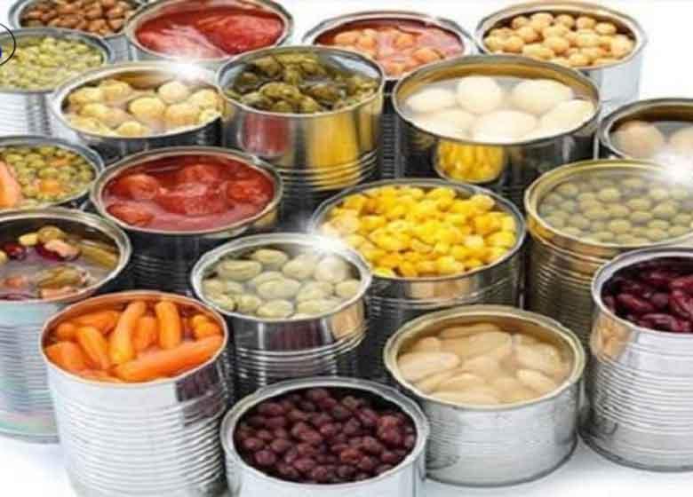 شناسایی ماده خطرناک غذاهای کنسروی در ۲۰ ثانیه