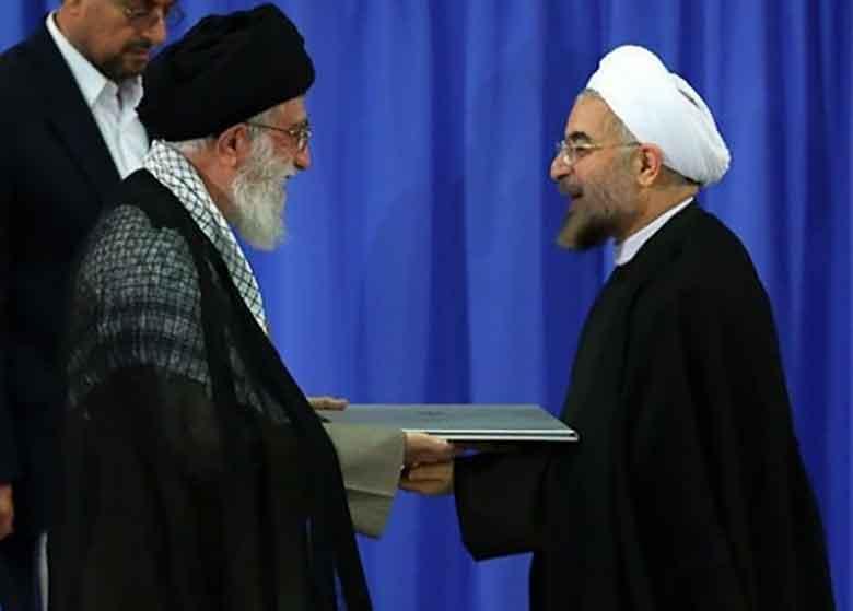 رهبری صبح پنجشنبه حکم ریاست جمهوری روحانی را تنفیذ میکنند/مراسم تحلیف روز شنبه برگزار می شود