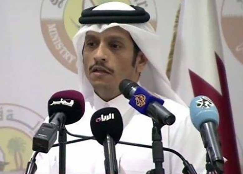 وزیر خارجه قطر: به وزیر اماراتی میگویم بس است هر چقدر نزد غربیها به ما و اسلام افترا بستید
