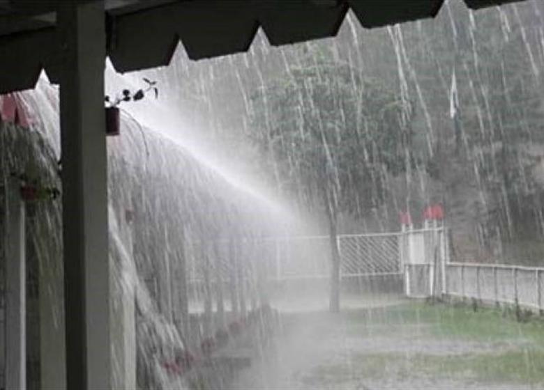 بارشهای سیلآسای کمفایده