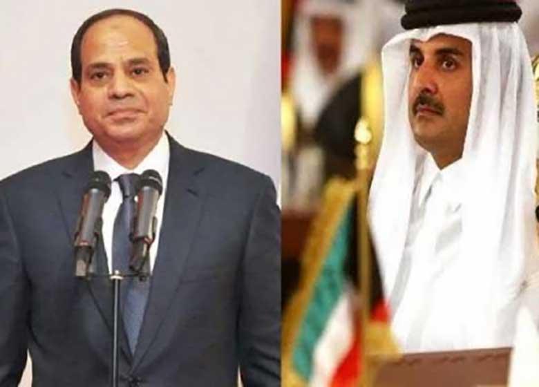 تحریم جدید علیه قطر / مصر استفاده کشتی های قطری از کانال سوئز را محدود کرد