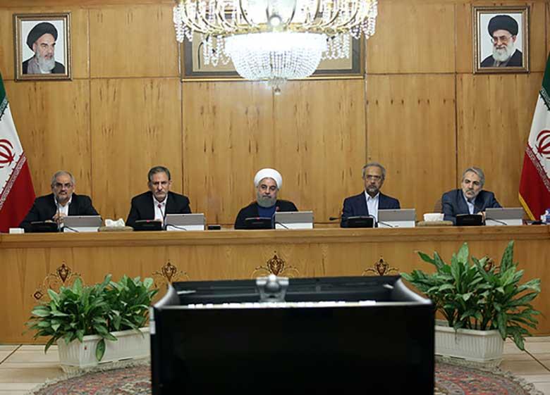 گزارش بانک مرکزی از مؤسسات مالی و اعتباری غیرمجاز در جلسه هیأت دولت بررسی شد