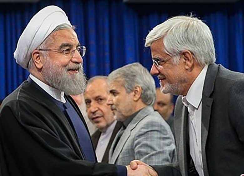 حمله عارف به روحانی؛ این بار برای سهم خواهی: پیروزی روحانی مدیون ماست/ پیروز که می شوند همه زحمات ما یادشان می رود