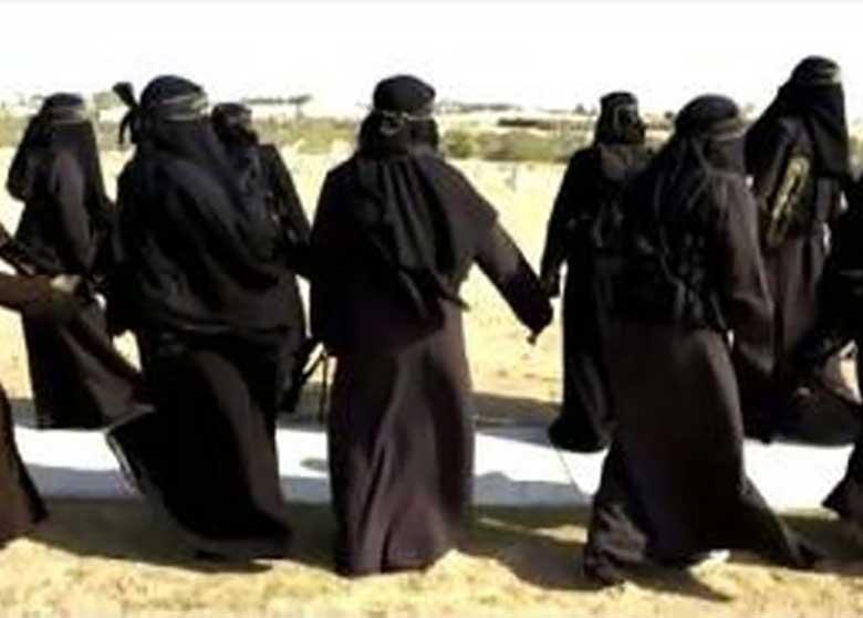 حکایت همسران تروریستها از زندگی داعشی