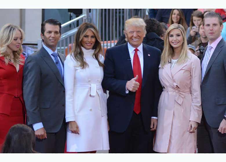 پسر و داماد ترامپ به کنگره احضار شدند/ ترامپ: پسرم معصوم است