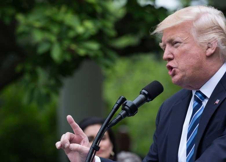 هشدار ترامپ به ایران درباره برجام