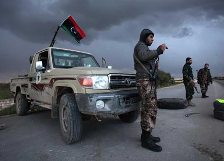 بنغازی آزاد شد