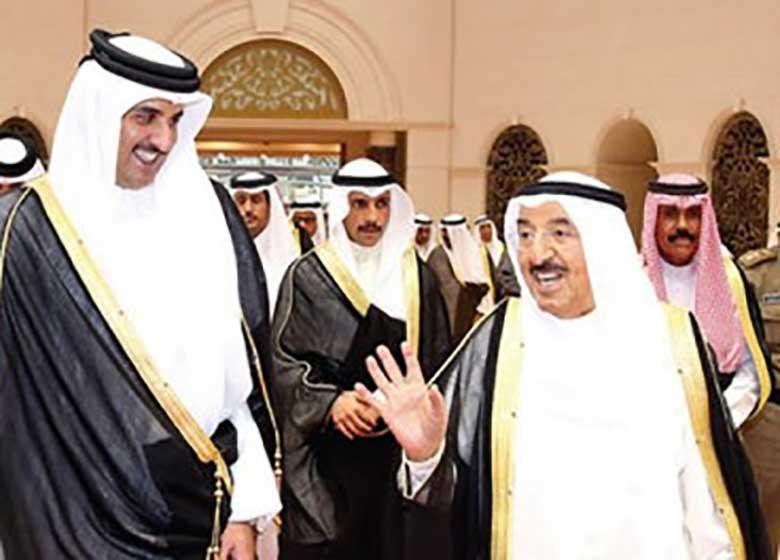 قطر امروز پاسخ خود را تقدیم کویت میکند