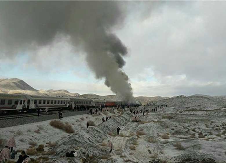اعلام جرم علیه ۴ نفر از مقامات کشوری در پرونده حادثه قطار مسافربری سمنان