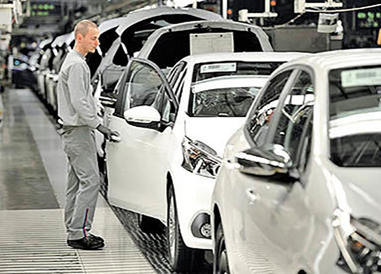 افزایش فروش خودروهای ژاپنی در فرانسه