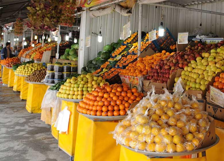 روایت قطری ها از میوه های ارزان ایرانی