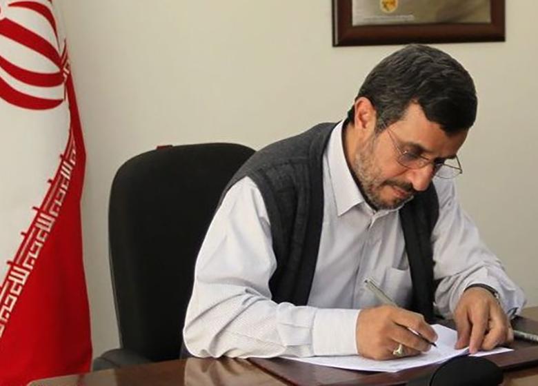 محمود احمدینژاد در نامهای به مردم، تهدید به افشاگری کرد