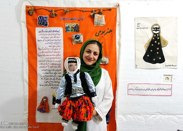 روایت احیای عروسکهای بومی ایران