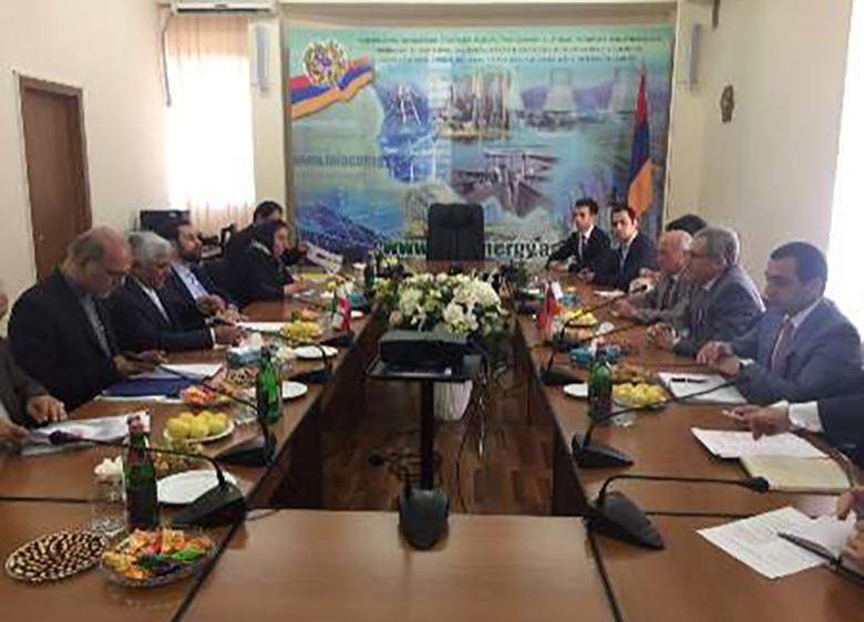 راهکارهای توسعه روابط ایران و ارمنستان در حوزه انرژی و فناوری های نو بررسی شد