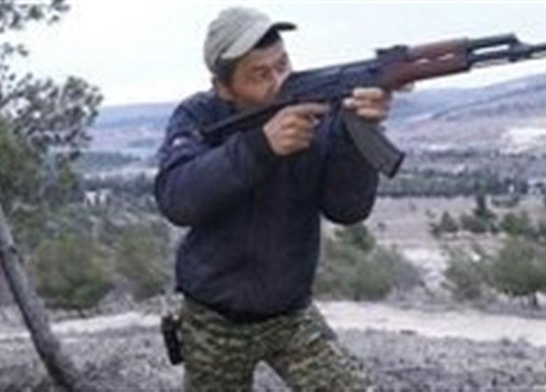 تشییع پیکر شهید فاطمیون بعد از گذشت ۶ ماه از شهادت