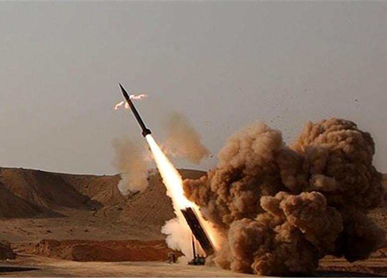 ایران روز گذشته سه راکت به سمت پاکستان شلیک کرده است