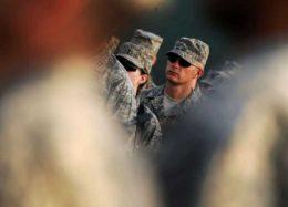 لحظۀ کشته شدن نظامیان آمریکایی به دست سرباز اردنی +ویدیو