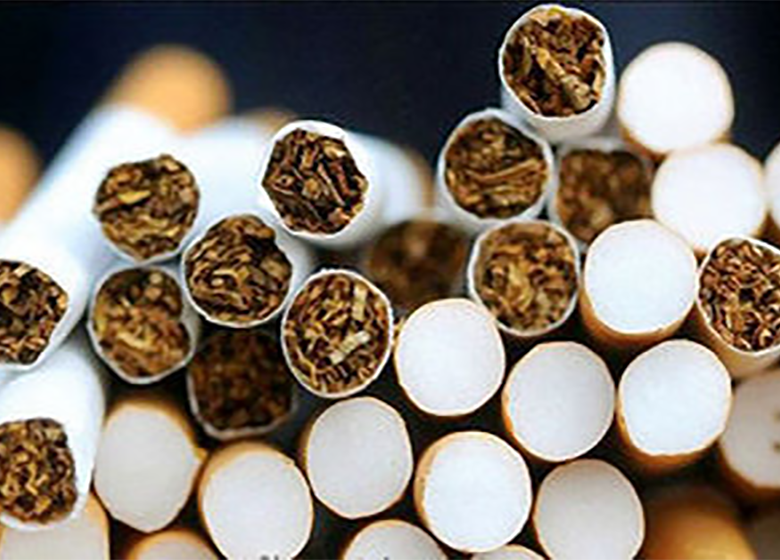 کشف سالانه یک میلیاردو ۷۴۰میلیون نخ سیگار قاچاق