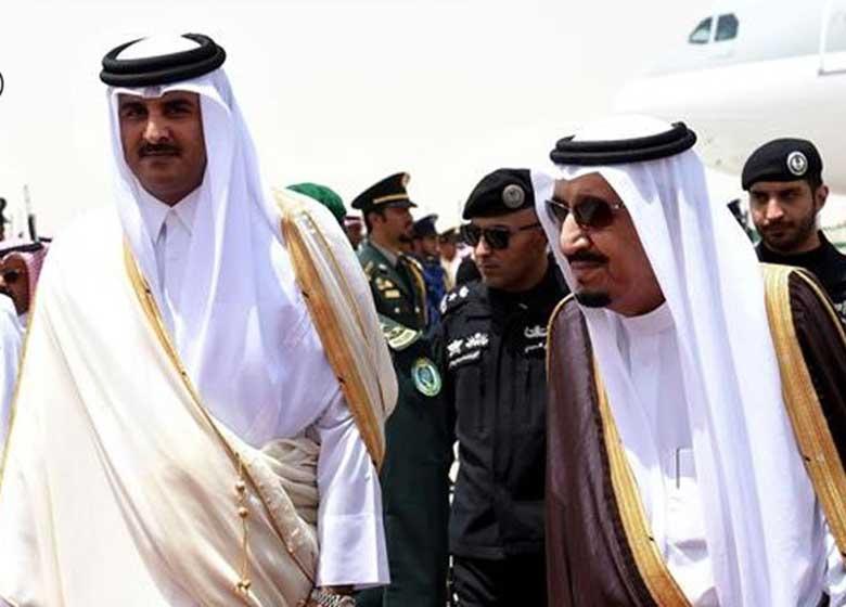 افشاگری گاردین درباره بحران قطر و عربستان