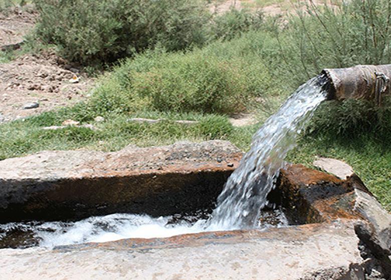 توزیع نامناسب بارش در  حوضه آبریزخلیج فارس و دریای عمان